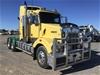 <p>2010 Kenworth T408 Sar 6 x 4 Prime Mover Truck</p>