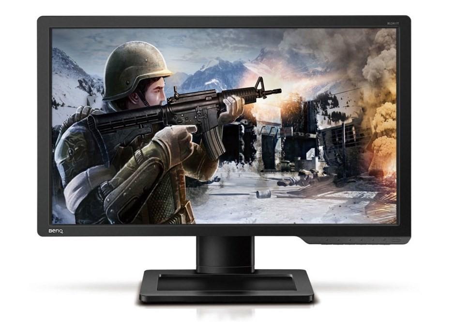 BenQ XL2411Z 24.0 inch Widescreen Full HD LED Monitor (Glossy Black)