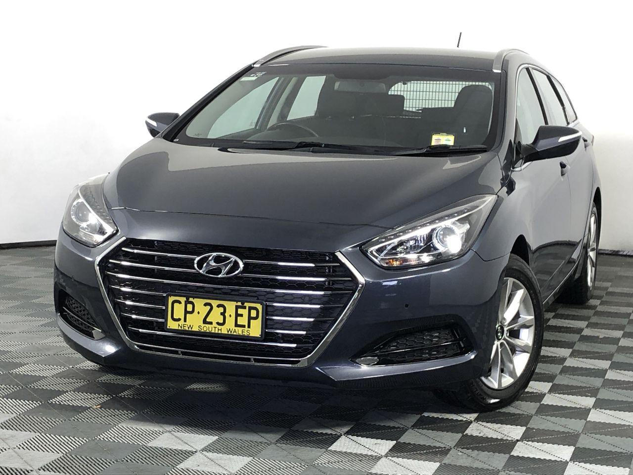 2018 Hyundai I40 Automatic Sedan