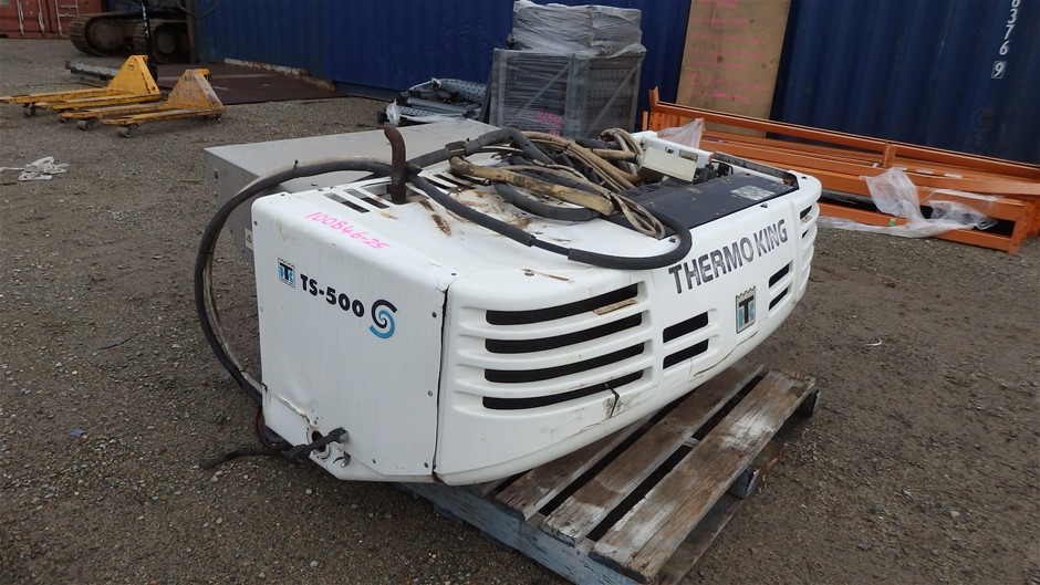 Thermo King TS500 Truck Refrigeration Unit