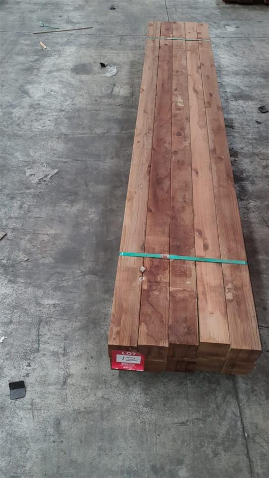 90 x 90 Pine Lam Post GL8.