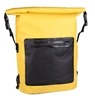 Waterproof Backpack Dry Bag 20Ltr, Yellow. Buyers Note - Discount Freight R