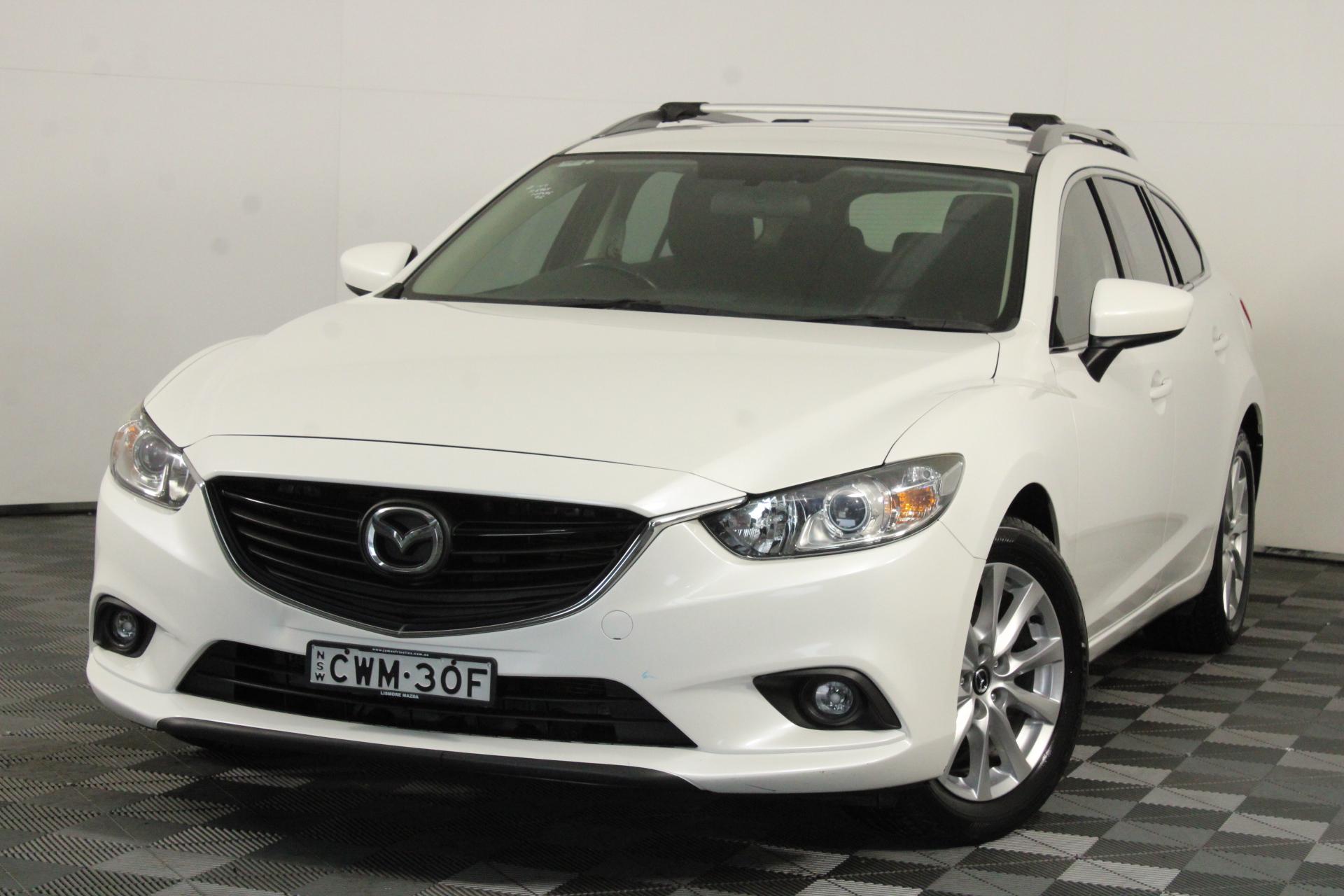 2014 Mazda 6 Sport GJ Automatic Wagon