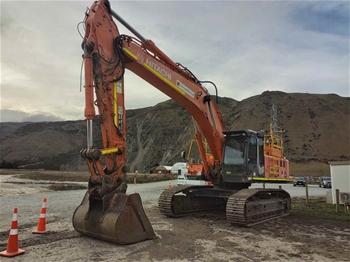 2010 Hitachi ZX470LCH-3 47T Excavator