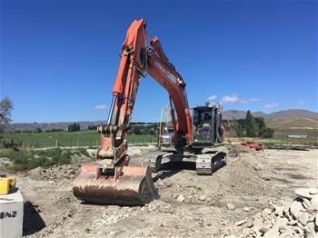 2011 Hitachi ZX240-3 24T Excavator