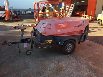 Compressor 130CFM (Diesel)