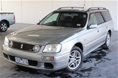 Unreserved 2011 Nissan Stagea Automatic Wagon