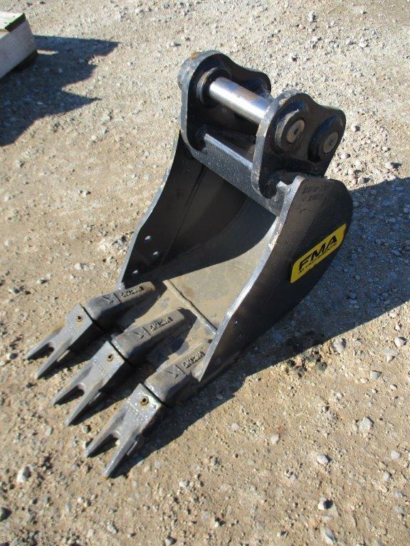 FMA Excavator Trench Bucket