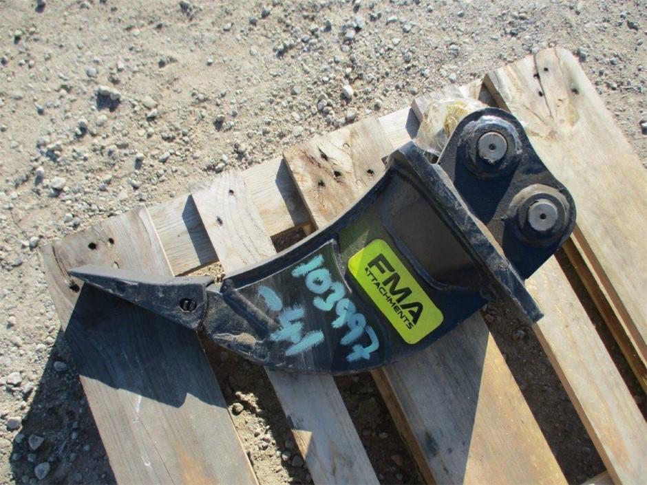 FMA Excavator Ripper