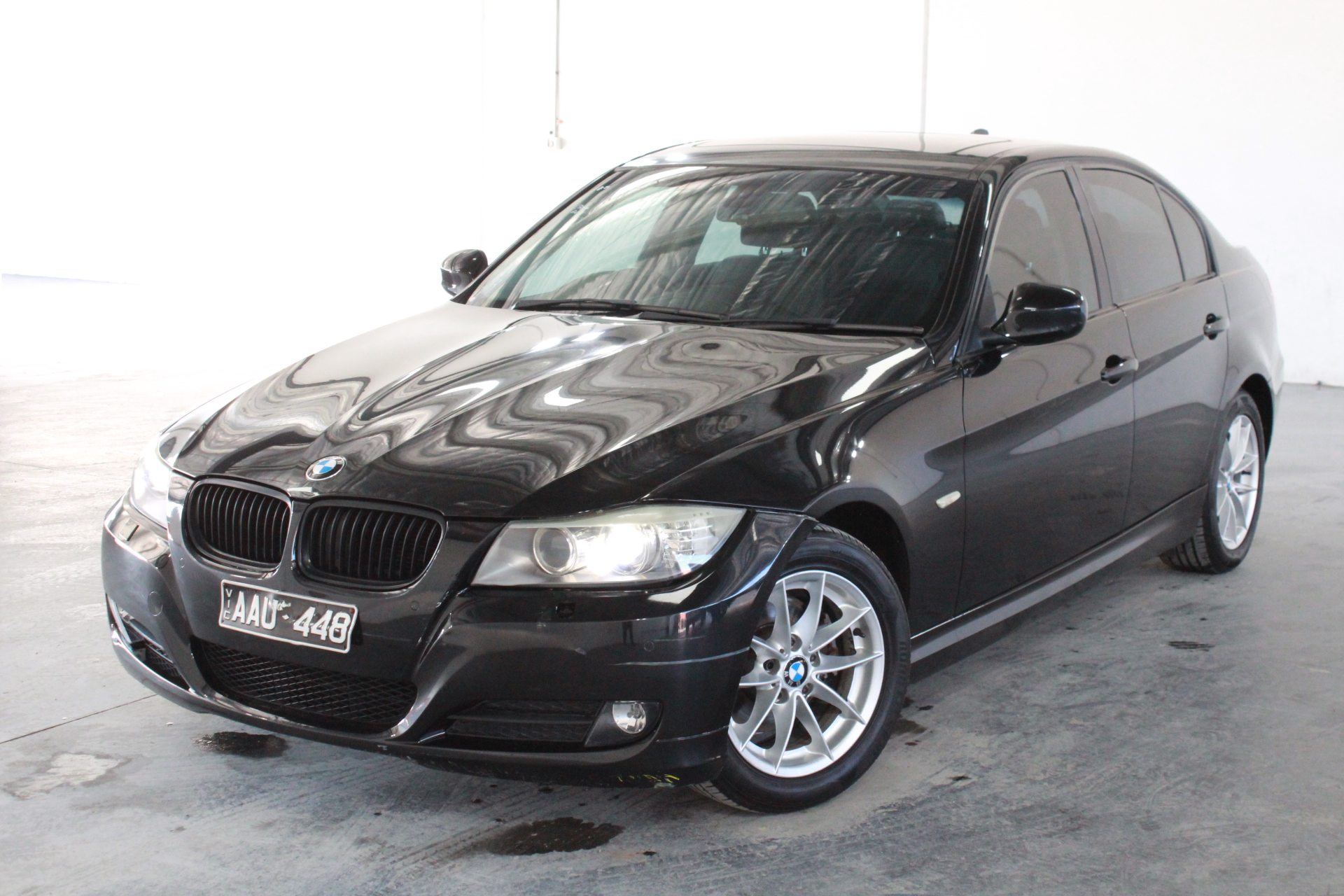 2009 BMW 3 20i Executive E90 Automatic Sedan