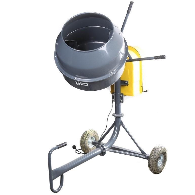 Leading Retailer Brand - 120 Litre Cement Mixer