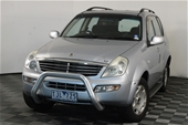 Unreserved 2005 Ssangyong Rexton RX270 XDi Sport Plus T/D