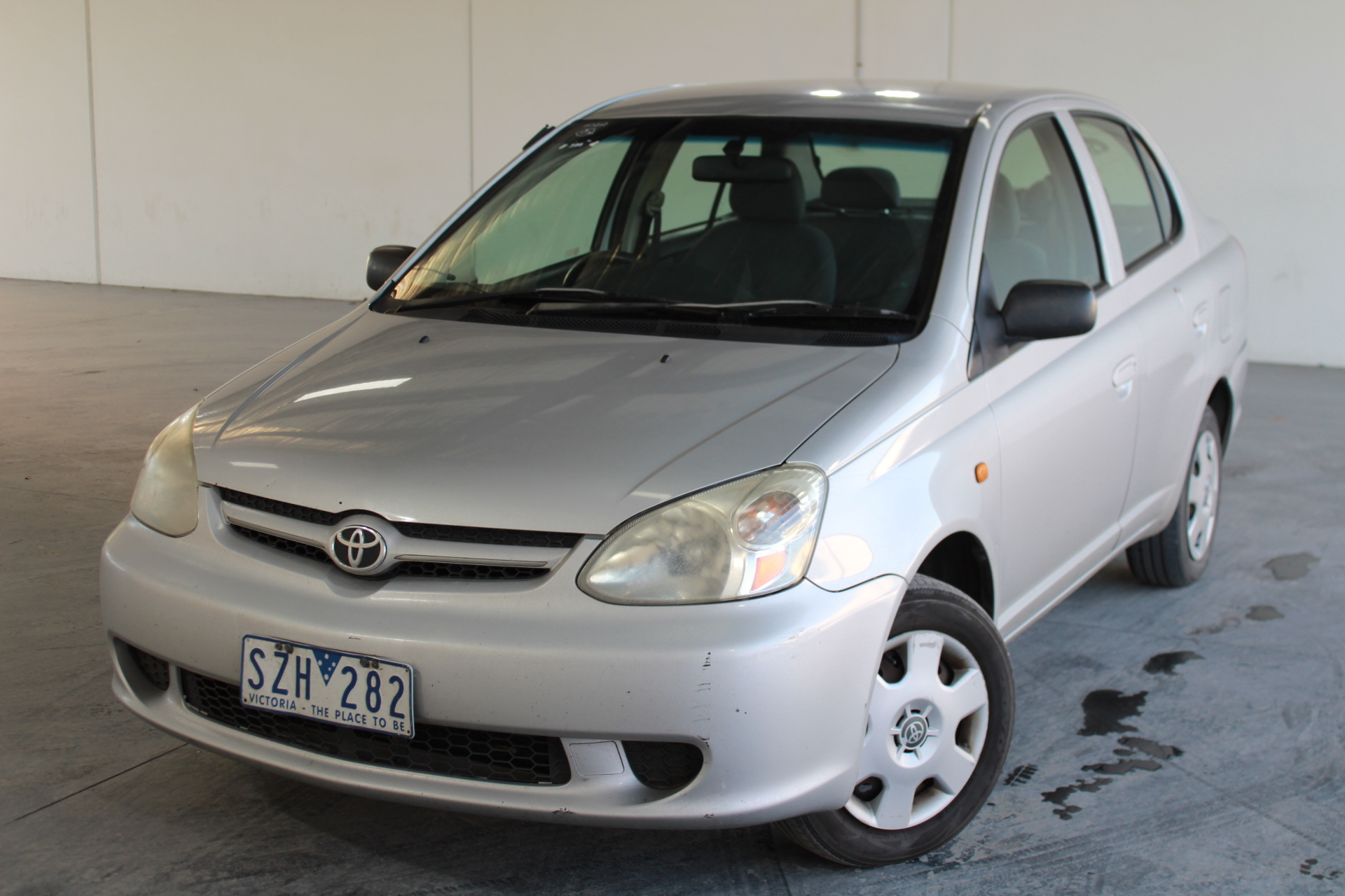 2004 Toyota Echo NCP12R Automatic Sedan