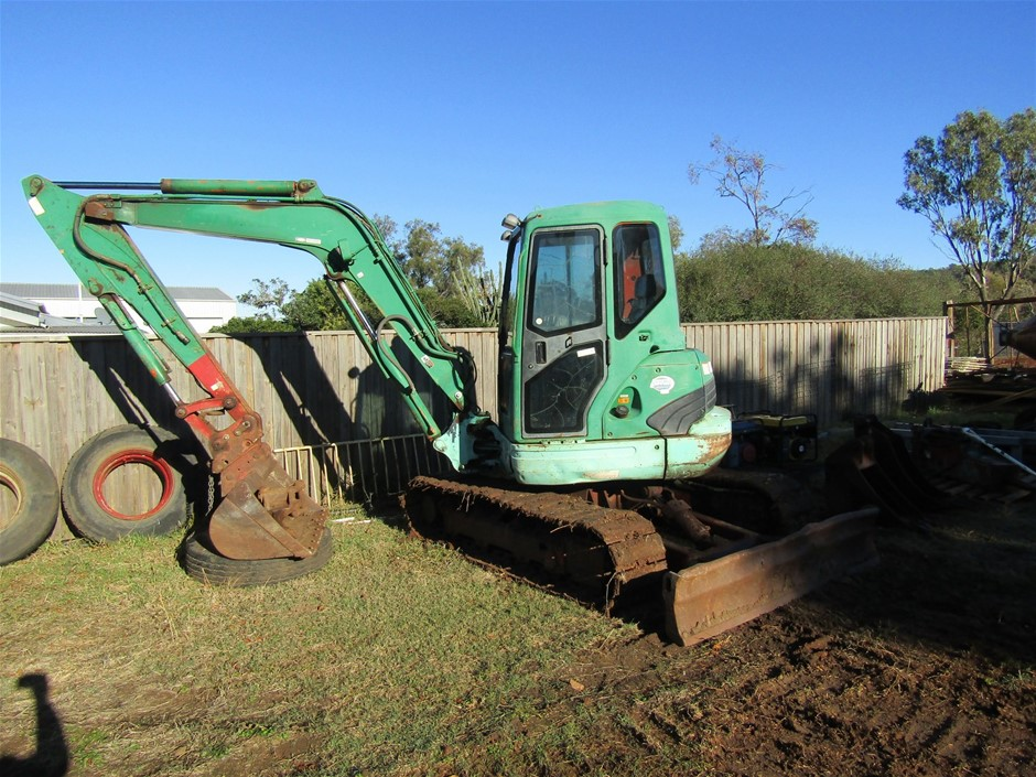 2005 Kubota KX161-3SS 5t Hydraulic Excavator