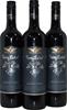 Wolf Blass Grey Label Cabernet Shiraz 2010 (3x 750mL), SA . Screwcap.