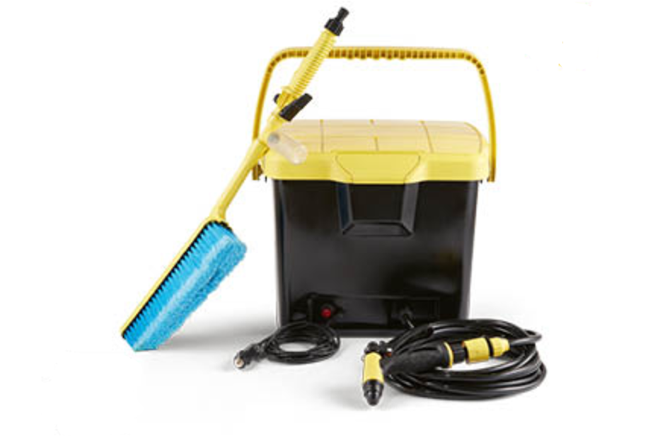 Leading Retailer Brand - Portable Pressure Washer