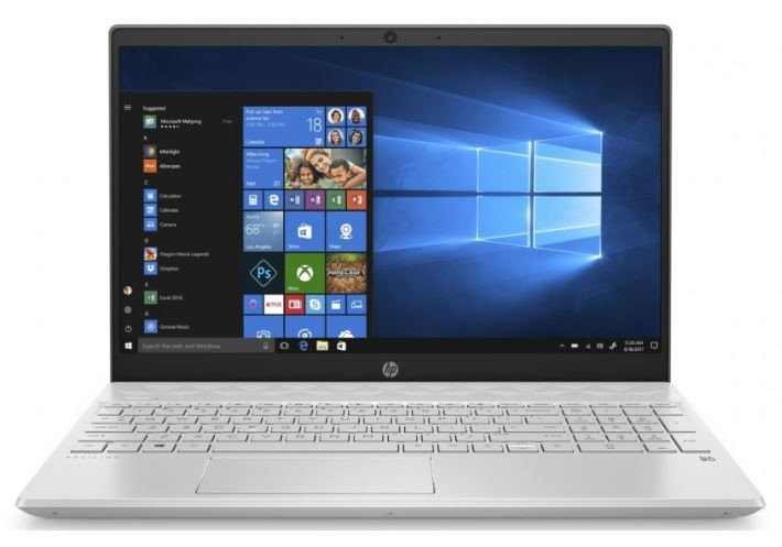 "HP Pavillion 15.6"" Laptop (15-CS1116TX)"