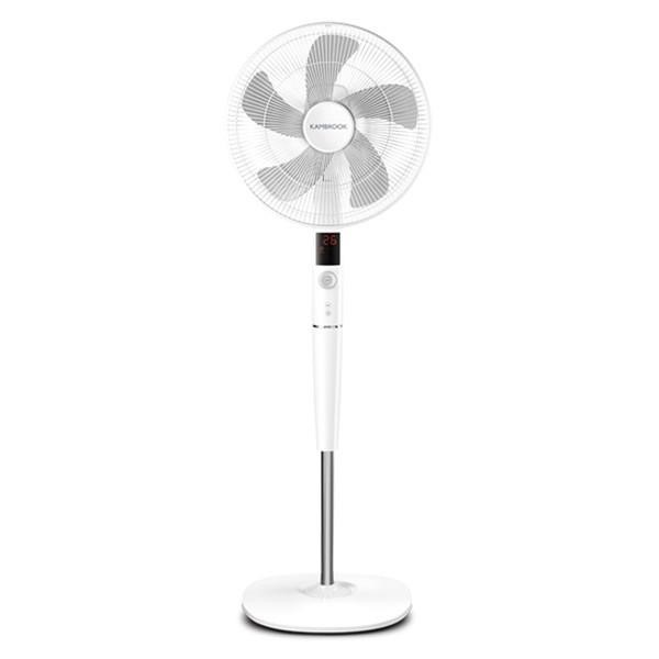 Kambrook 40cm DC Motor Pedestal Fan (KPF849WHT)