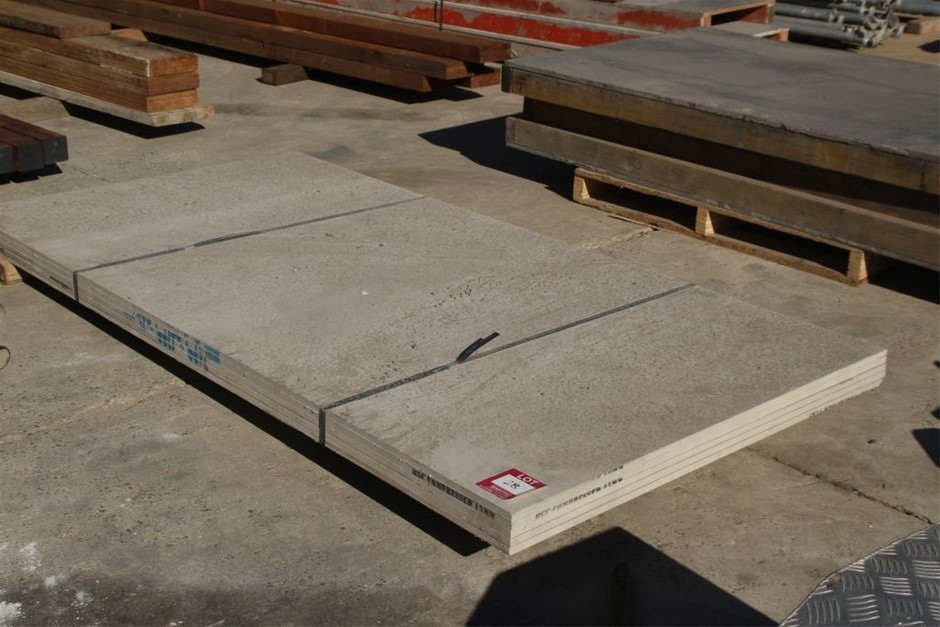 5x Compressed Cement Fibre Sheet