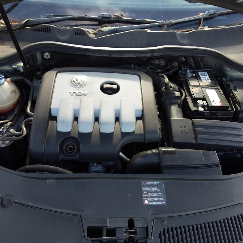 2007 Volkswagen Passat 2.0 TDI 3C Turbo Diesel Automatic Sedan