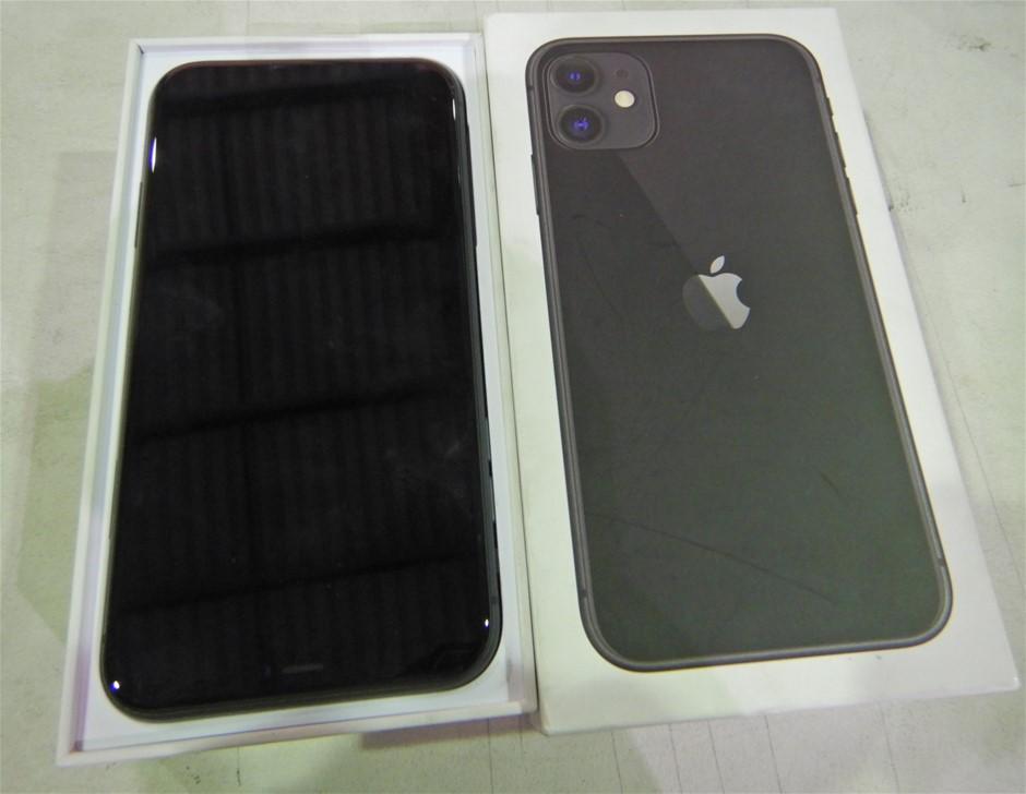 iPhone 11 128GB Phone Black (model A2111)