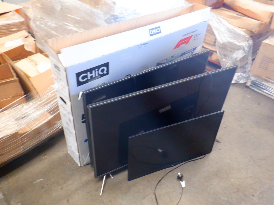 Qty 6 x Ex-Rental Faulty Washing Machines
