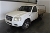 2008 Ford Ranger Turbo Diesel Manual Cab Chassis