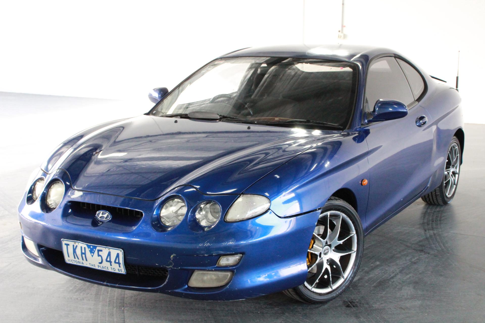 2000 Hyundai COUPE FX RD Manual Coupe