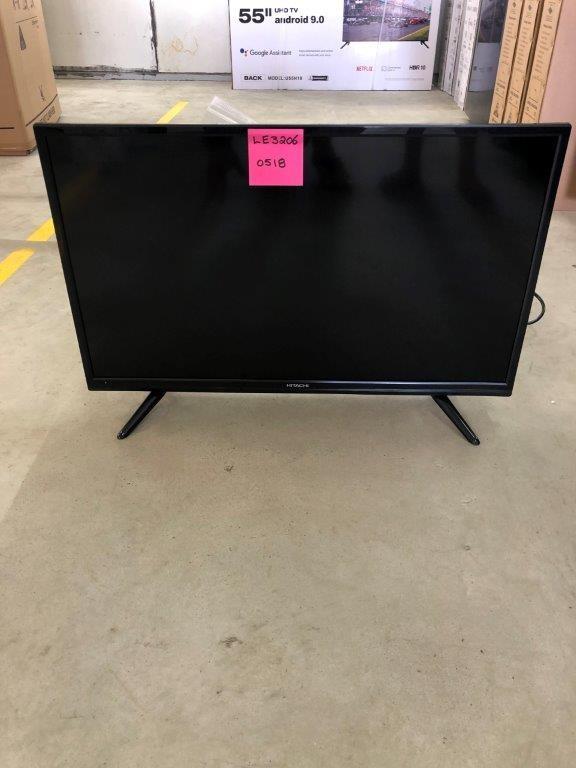 """Hitachi LCD 32"""" TV VZC32HD5300"""