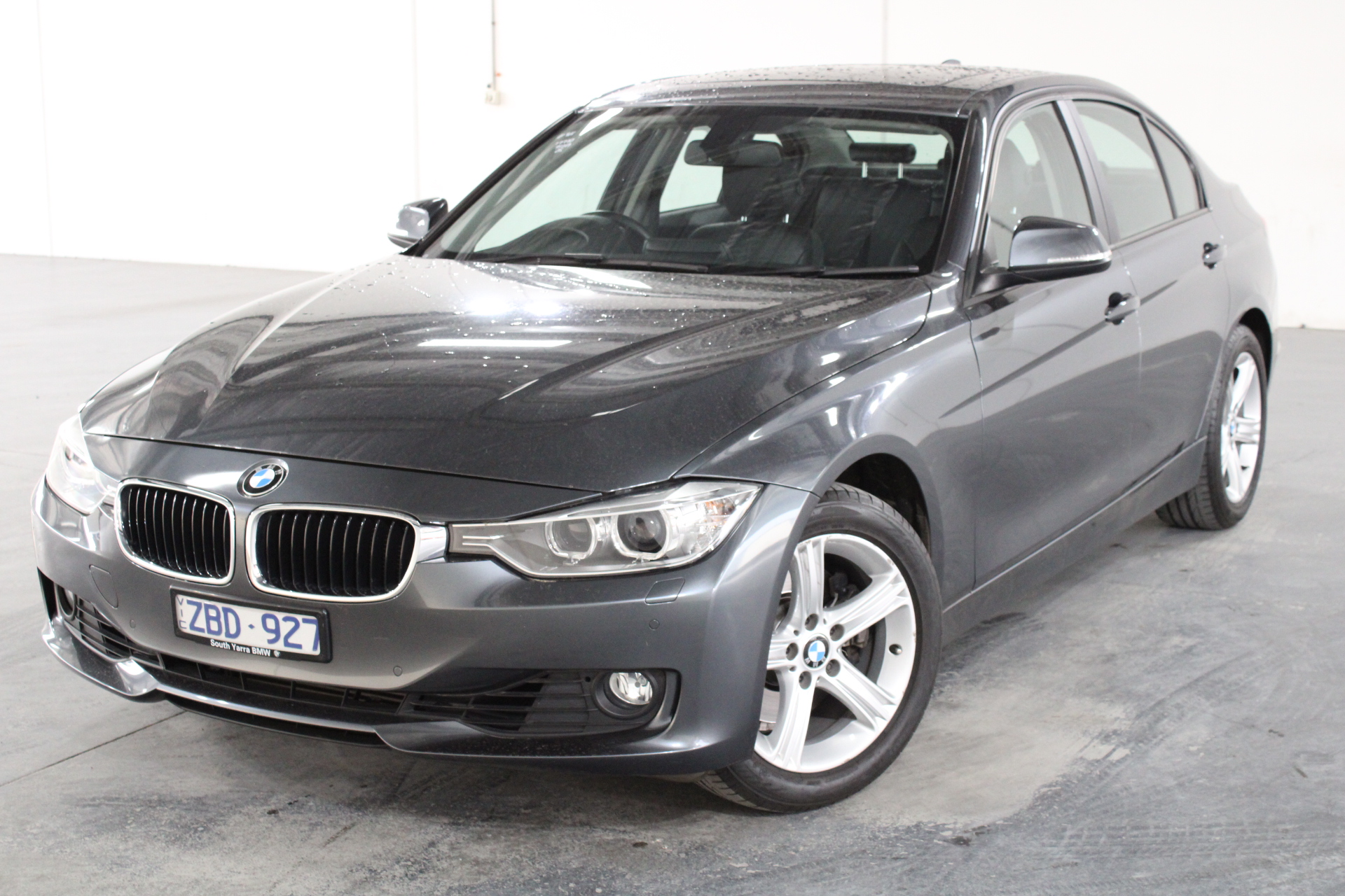 2012 BMW 3 Series 328i F30 Automatic 55,618kms