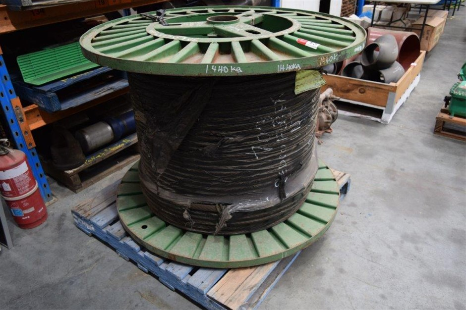 Approximately 427 Metre 1`` Wire Rope