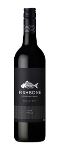 Fishbone Black Label Shiraz 2018 (6 x 750mL) Margaret River, WA
