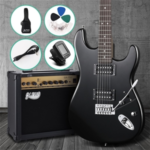 Alpha Electric Guitar And AMP Music Stri