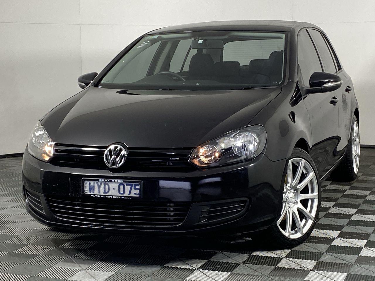 2009 Volkswagen Golf Manual Hatchback
