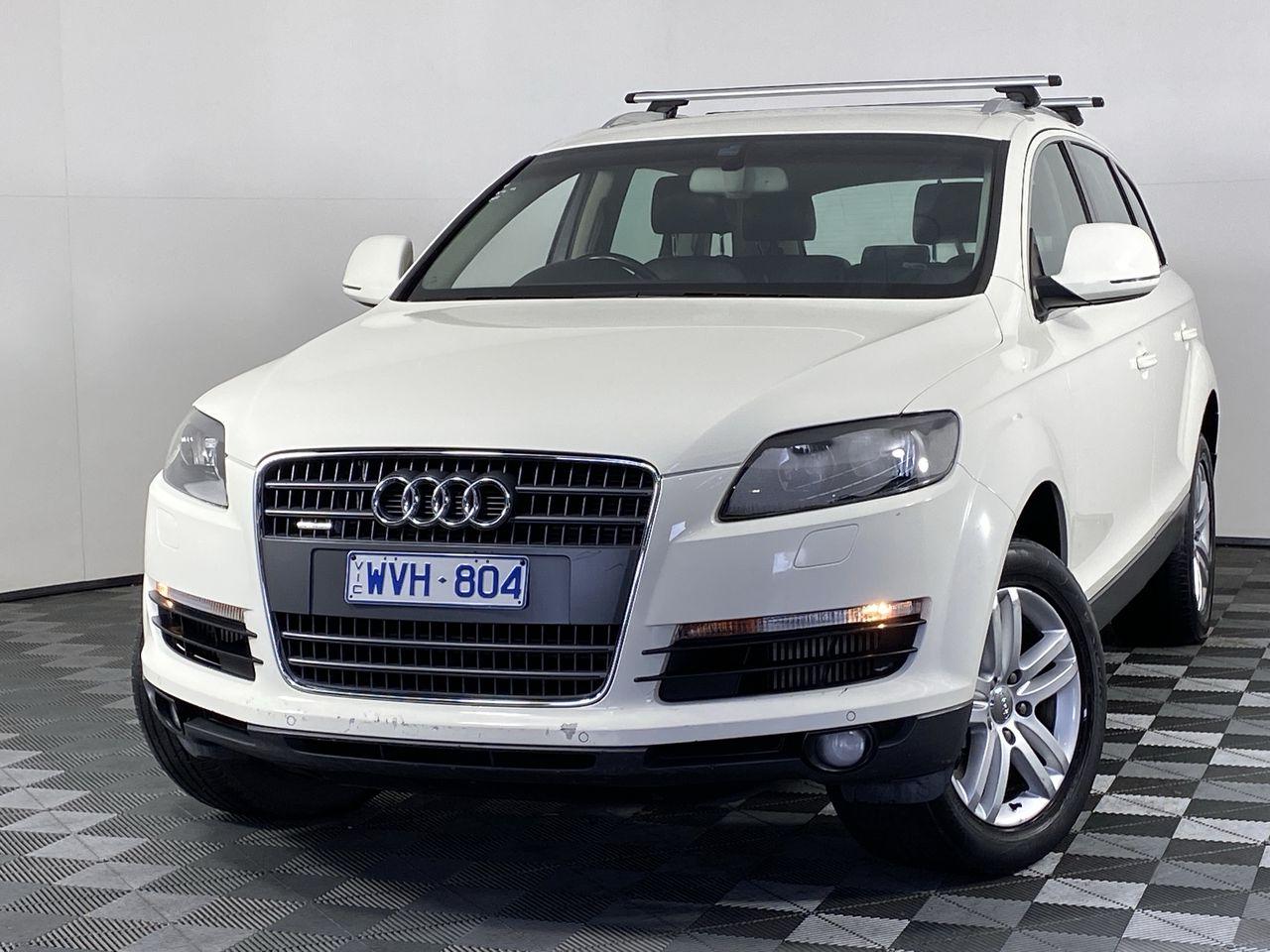 2009 Audi Q7 3.0 TDI quattro Turbo Diesel Automatic 7 Seats Wagon