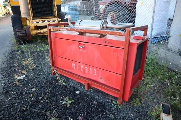Lincoln 400-AS Welder/Generator