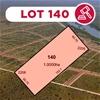 Lot  140 - Land Size:  1ha Location: Valentine Falls Kununurra, WA