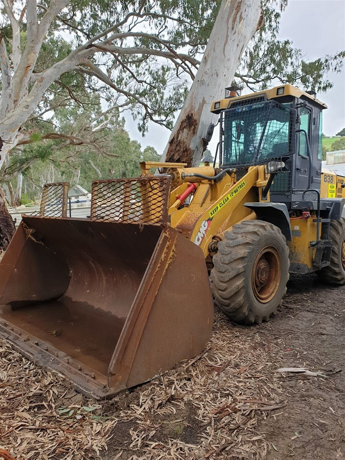 XCMG LW300K/ZL30G Wheel Loader