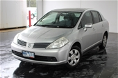Unreserved 2009 Nissan Tiida ST C11 Automatic