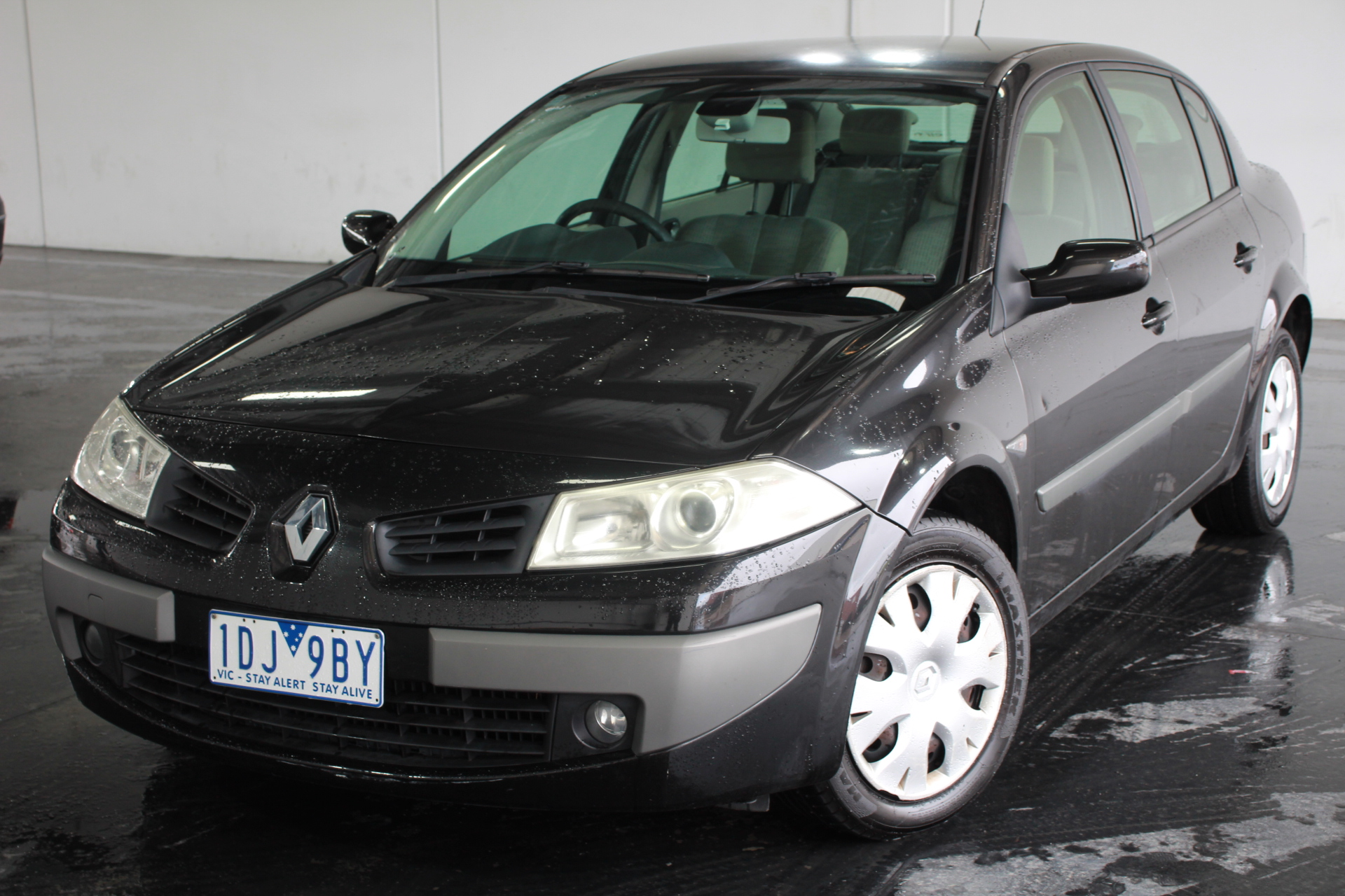 2007 Renault Megane Expression Manual Sedan