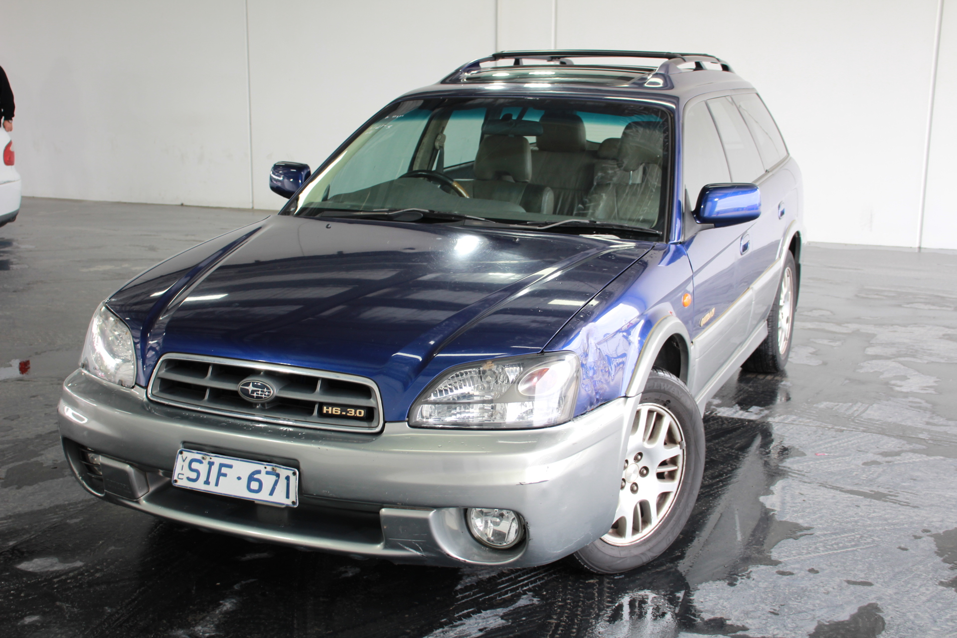 2003 Subaru Outback H6 LUXURY B3A Automatic Wagon