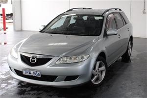 2004 Mazda 6 Classic GY Automatic Wagon