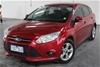 2013 Ford Focus Trend LW II Automatic Hatch RWC Issued 26/06/2020