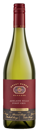 Grant Burge 5th Generation Pinot Gris 2019 (6 x 750mL), Adelaide Hills.