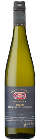 Grant Burge Thorn Riesling 2019 (6 x 750mL), Eden Valley. SA.