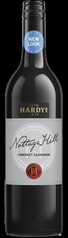 Hardys Nottage Hill Cabernet Sauvignon 2018 (6 x 750mL), SE AUS.