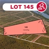 Lot  145 - Land Size:  1.5ha Location: Valentine Falls Kununurra, WA