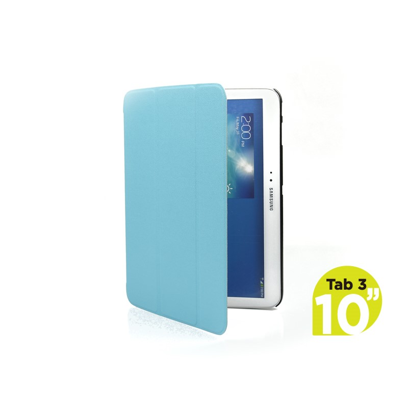 (3 Pack) mbeat Ultra Slim Case Cover for Galaxy Tab 3 10 Inch - Blue