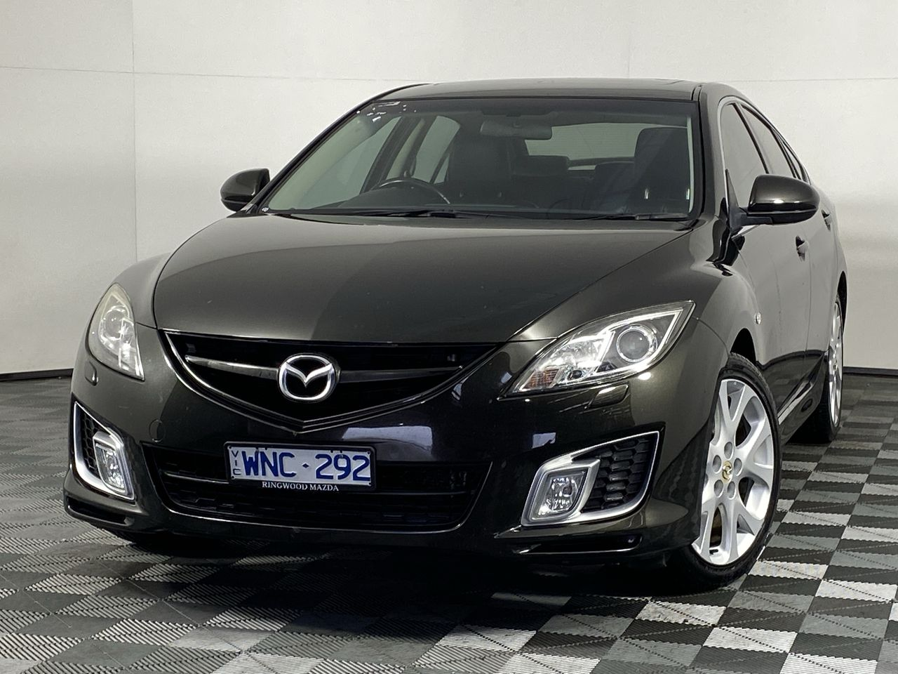 2008 Mazda 6 Luxury Sports GH Automatic Hatchback
