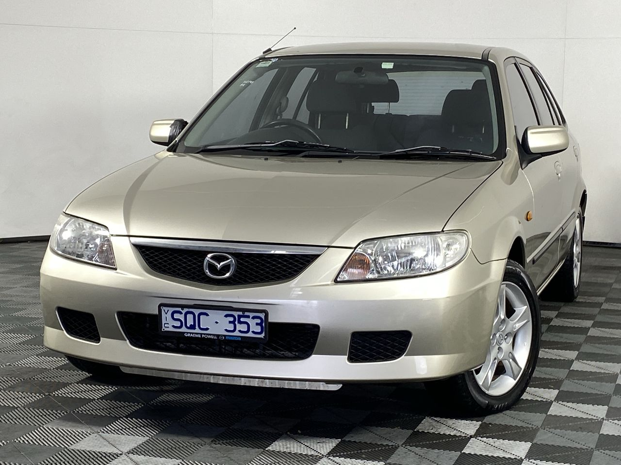 2003 Mazda 323 Astina Shades BJ Automatic Hatchback
